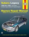 Subaru Legacy 1990 thru 1999: Includes Legacy Outback & Legacy Brighton - Ken Freund, Ken Freund