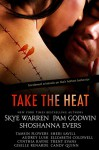 Take the Heat: A Criminal Romance Anthology - Skye Warren, Pam Godwin, Shoshanna Evers, Giselle Renarde, Tamsin Flowers, Elizabeth Coldwell, Cynthia Rayne, Trent Evans, Audrey Lusk, Sheri Savill