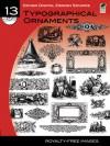 Dover Digital Design Source #13: Typographical Ornaments - Carol Belanger-Grafton