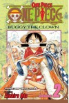 One Piece, Vol. 02: Buggy the Clown - Eiichiro Oda