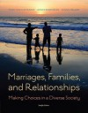 Marriages, Families, and Relationships (Loose-Leaf) - Mary Ann Lamanna, Agnes Riedmann