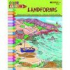 Landforms - Color & Learn (Read-and-Color Learning Fun - Bonus Activity Guide) - Elizabeth Adams