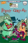 Monster Camp-Out: Ready-To-Read - Molly Wigand, David Henry