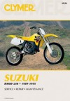 Suzuki Rm80-250, 1989-1995: Service, Repair, Maintenance - Clymer Publishing