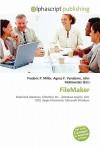 FileMaker - Frederic P. Miller, Agnes F. Vandome, John McBrewster