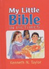 My Little Bible in Pictures [With Handle] - Kenneth N. Taylor