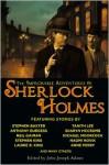 The Improbable Adventures of Sherlock Holmes - John Joseph Adams, Christopher Roden, H. Paul Jeffers, Barbara Roden