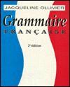 Grammaire Franc'aise - Jacqueline Olliver