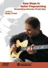 Easy Steps to Guitar Fingerpicking: Demystifying Alternate Thumb Style: Level 2 - Happy Traum