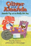 Amanda Pig and the Really Hot Day - Jean Van Leeuwen, Ann Schweninger