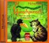 Der Wunschpunsch - CDs: Der satanarchäolügenialkohöllische Wunschpunsch, Audio-CDs, Tl.1, Der geheime Auftrag vom Hohen Rat der Tiere, 1 CD-Audio: Tl 1 - Michael Ende