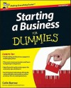 Starting a Business for Dummies, UK Edition - Colin Barrow