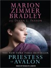 Priestess of Avalon: Avalon Series, Book 4 (MP3 Book) - Marion Zimmer Bradley, Diana L. Paxson, Rosalyn Landor
