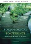 Sociological Footprints: Introductory Readings in Sociology - Leonard Cargan, Jeanne H. Ballantine
