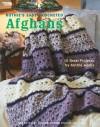 Ruthie's Easy Crocheted Afghans (Leisure Arts #3856) - Kooler Design Studio