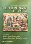The Blackwell Companion to the Bible in English Literature - Rebecca Lemon, Emma Mason, Jonathan Roberts, Christopher Rowland