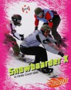 Snowboarder X (Blazers) - Connie Colwell Miller