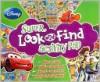 Disney/Pixar Super Look and Find Activity Pad - Publications International Ltd., Walt Disney Company, Art Mawhinney