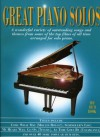 Great Piano Solos: The Film Book - Songbook