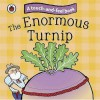 Touch And Feel Fairy Tales: The Enormous Turnip (Ladybird Tales) - Ronne Randall