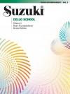 Suzuki Cello School, Piano Accompaniment, Volume 3 - Shinichi Suzuki, Alfred A. Knopf Publishing Company