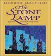 The Stone Lamp: Eight Stories Of Hanukkah Through History - Karen Hesse, Brian Pinkney