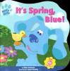 It's Spring, Blue! [With Stickers] - Adam Peltzman
