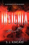 Insignia (Audio) - S.J. Kincaid, Lincoln Hoppe