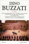 Oeuvres - Tome 1 - Dino Buzzati