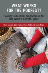 What Works For The Poorest?: Knowledge, Targeting, Policies and Practices - David Hulme