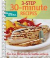 3-Step 30-Minute Recipes - Meredith Books