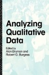 Analyzing Qualitative Data - Alan Bryman, Bryman