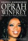 Oprah Winfrey: The Life of a Media Superstar - Gary Jeffrey, Terry Riley