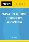 Moon Spotlight Navajo and Hopi Country - Julian Smith