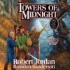Towers of Midnight (Wheel of Time, #13; A Memory of Light, #2) - Robert Jordan, Brandon Sanderson, Kate Reading, Michael Kramer