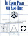 Family Puzzle and Game Book - Kenneth A. Russell, Philip J. Carter