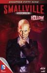 Smallville Season 11 #59 - Q. Bryan Miller, Beni Lobel
