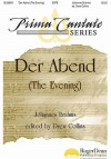 Der Abend (the Evening) - Johannes Brahms, Drew Collins