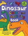 Color and Activity Books Dinosaur - Roger Priddy