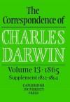 The Correspondence of Charles Darwin, Volume 13: 1865 - Charles Darwin