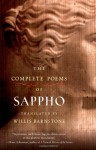 The Complete Poems - Sappho, Willis Barnstone