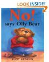 No! says Olly Bear - Tony Kenyon