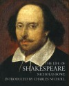 The Life of Shakespeare - Nicholas Rowe, Charles Nicholl