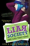 Lies That Bind (The Liar Society) - Lisa Roecker, Laura Roecker