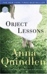 Object Lessons (Ballantine Reader's Circle) - Anna Quindlen