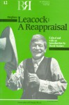 Stephen Leacock, A Reappraisal - David Staines, Staines