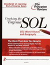 Cracking the Virginia SOL EOC World History and Geography (Princeton Review: Cracking the Virginia SOL) - David Daniel