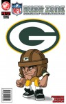 NFL Rush Zone: Season Of The Guardians #1 - Green Bay Packers Cover - Kevin Freeman, M. Goodwin
