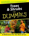 Trees & Shrubs for Dummies (For Dummies (Lifestyles Paperback)) - Ann Whitman