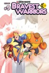 Bravest Warriors #9 - Joey Comeau, Mike Holmes